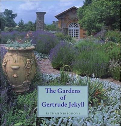 BOOK - Garden of Gertrude Jekyll & Candle