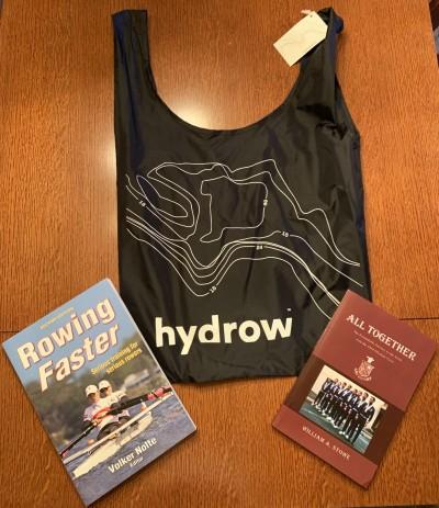 ROWING BOOKS & SLING BAG