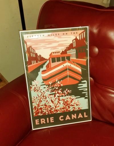 ERIE CANAL PRINT (unframed)